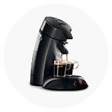 Pad-Kaffeemaschinen