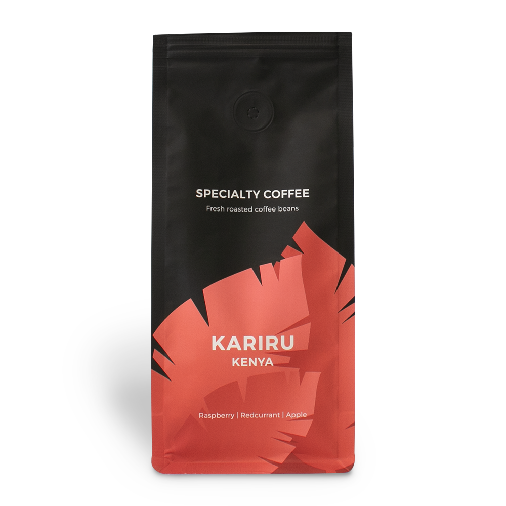 """Sortenreine Kaffeebohnen """"Kenya Kariru"""", 250 g"""