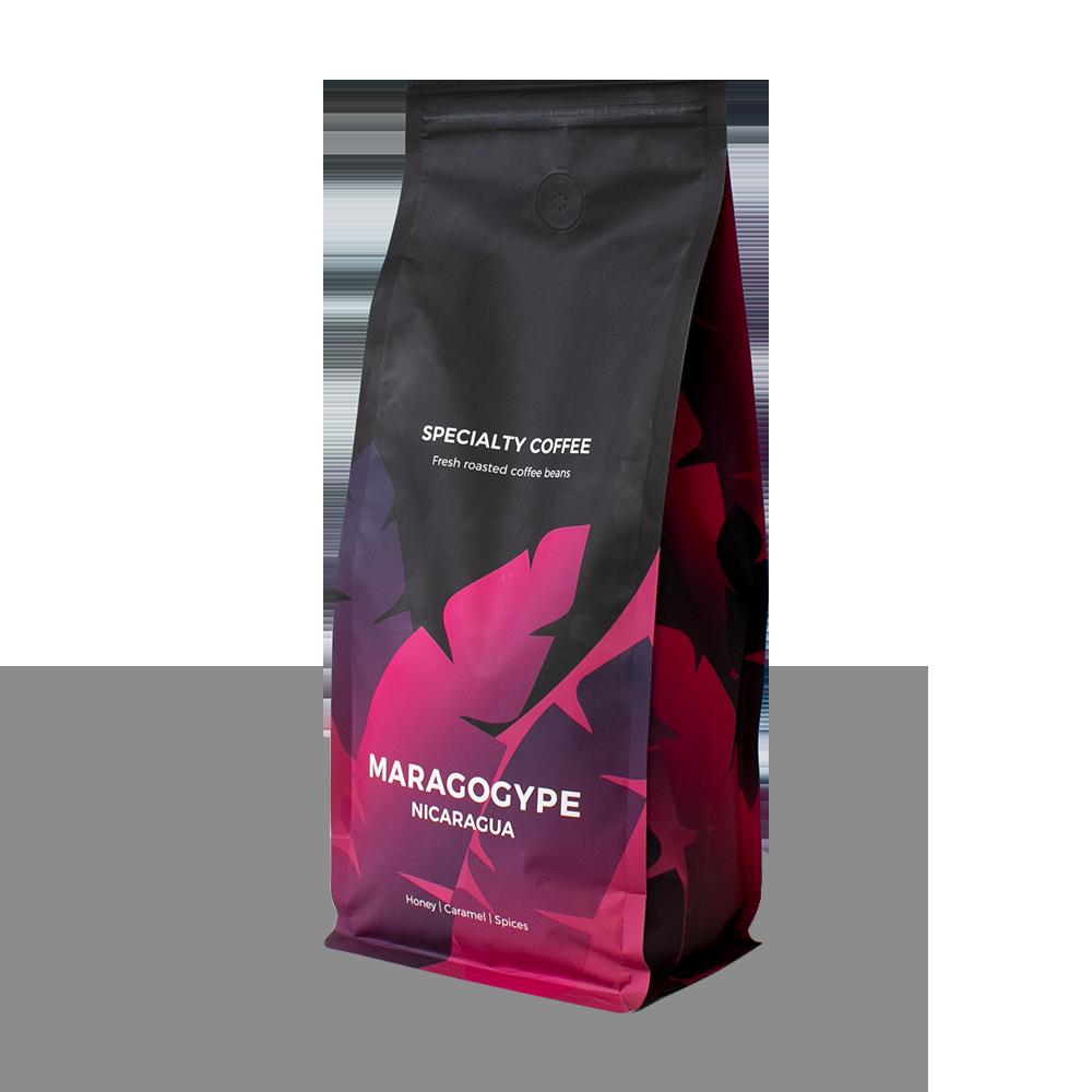"Sortenreine Kaffeebohnen ""Nicaragua Maragogype"", 1 kg"
