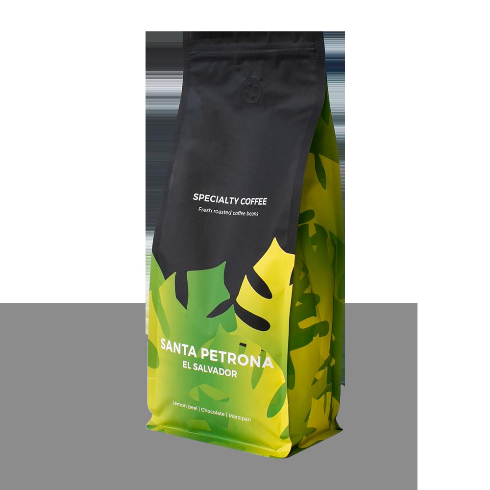 """Sortenreine Kaffeebohnen """"El Salvador Santa Petrona"""", 1 kg"""