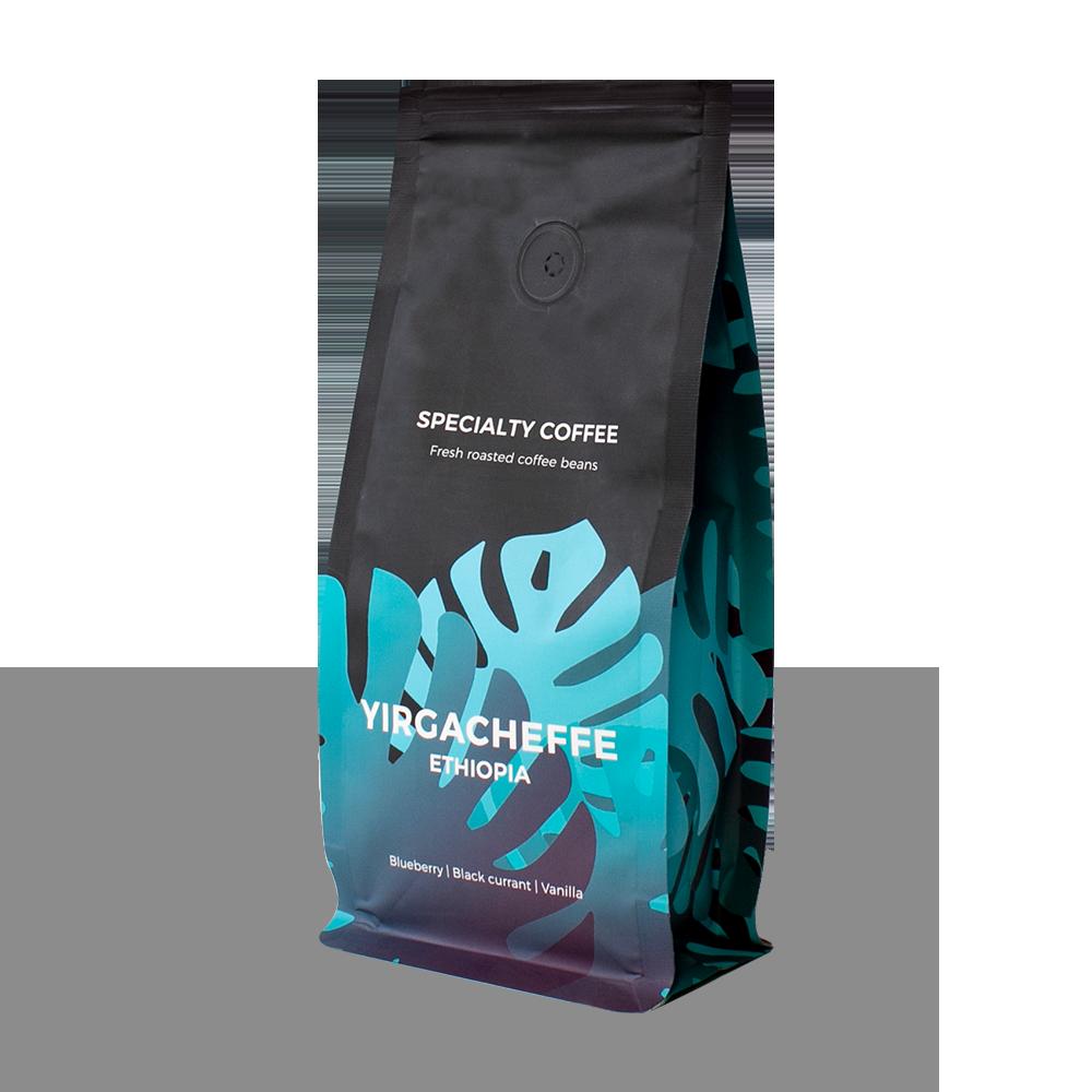 """Sortenreine Kaffeebohnen """"Ethiopia Yirgacheffee"""", 250 g"""