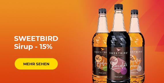 Sweetbird Sirup -15%