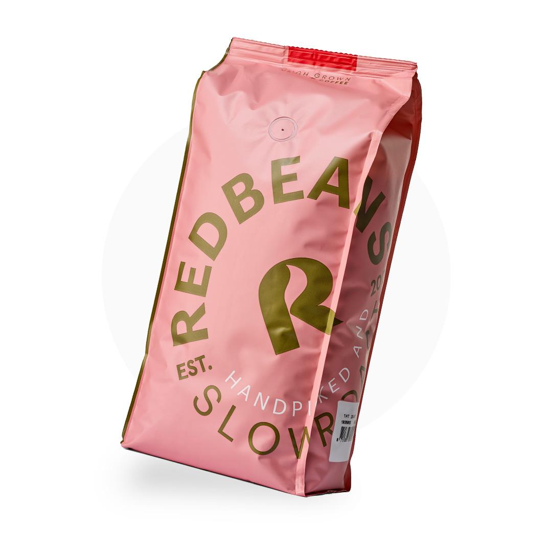 Redbeans Kaffeebohnen