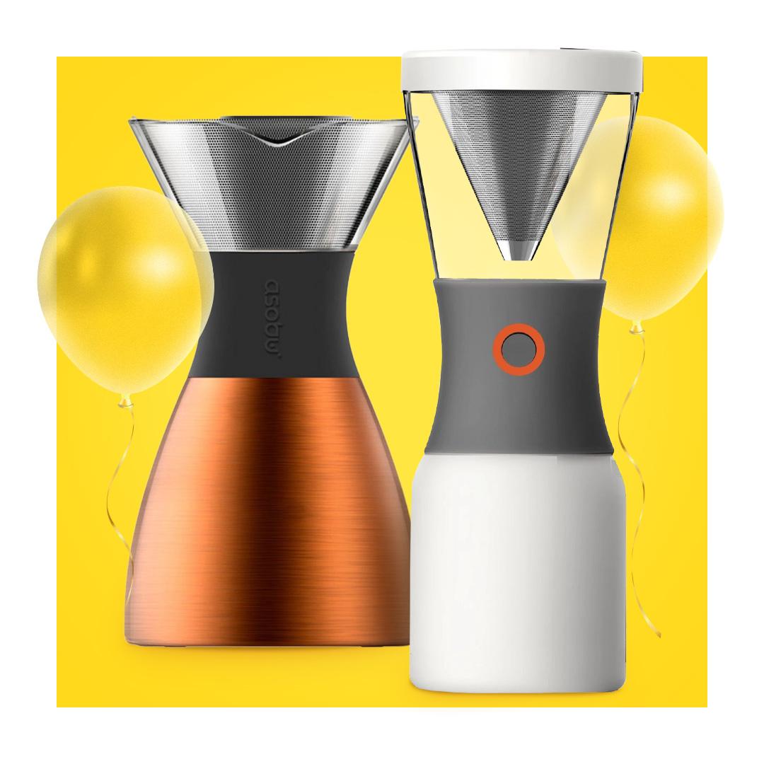 ASOBU Kaffeebereiter -20%