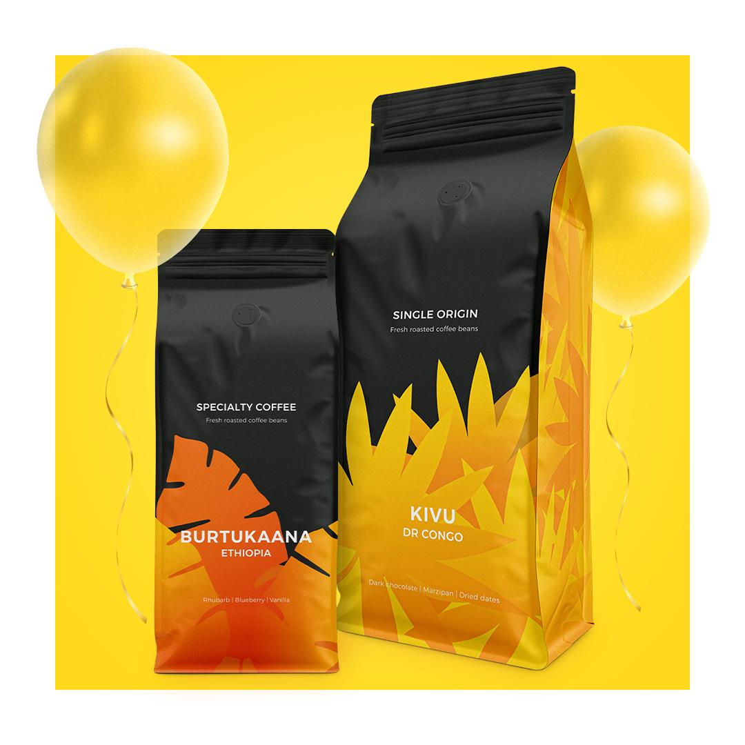 Spezialitätenkaffee -20%