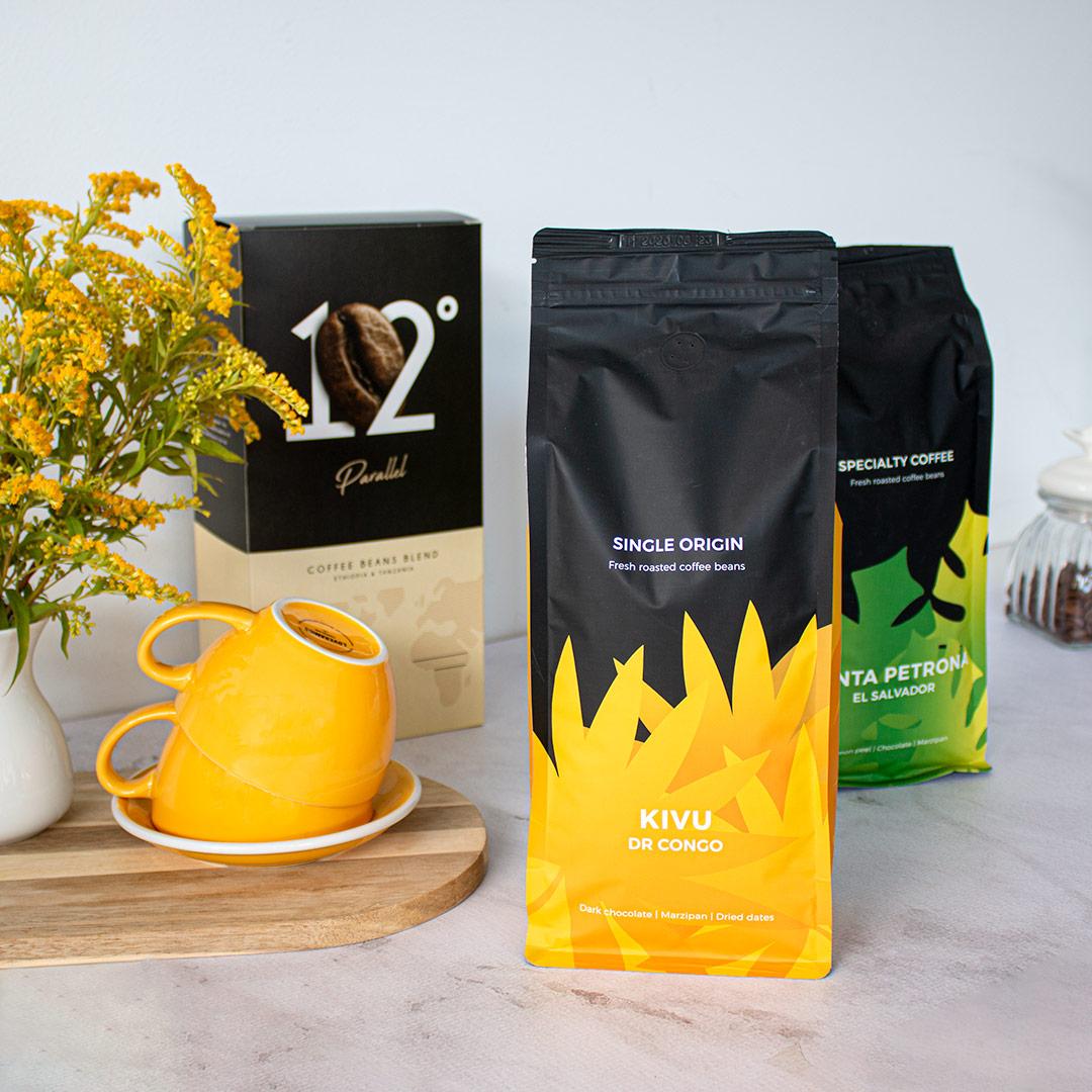 30% Rabatt auf Kaffee Kumpel 1kg Spezialitäten-Kaffeebohnen