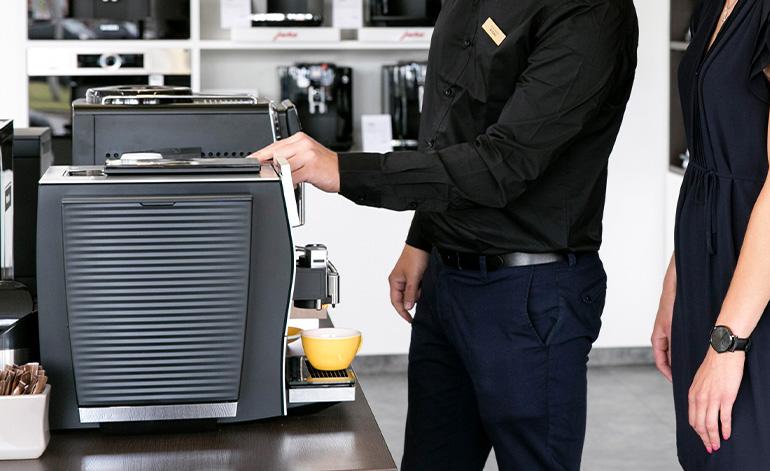 Wie wählt man eine Kaffeemaschine?