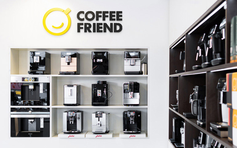 Die besten automatischen Kaffeemaschinen