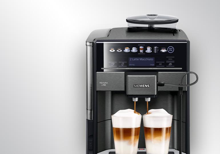 """Kaffeemaschine Siemens """"TE657319RW"""""""