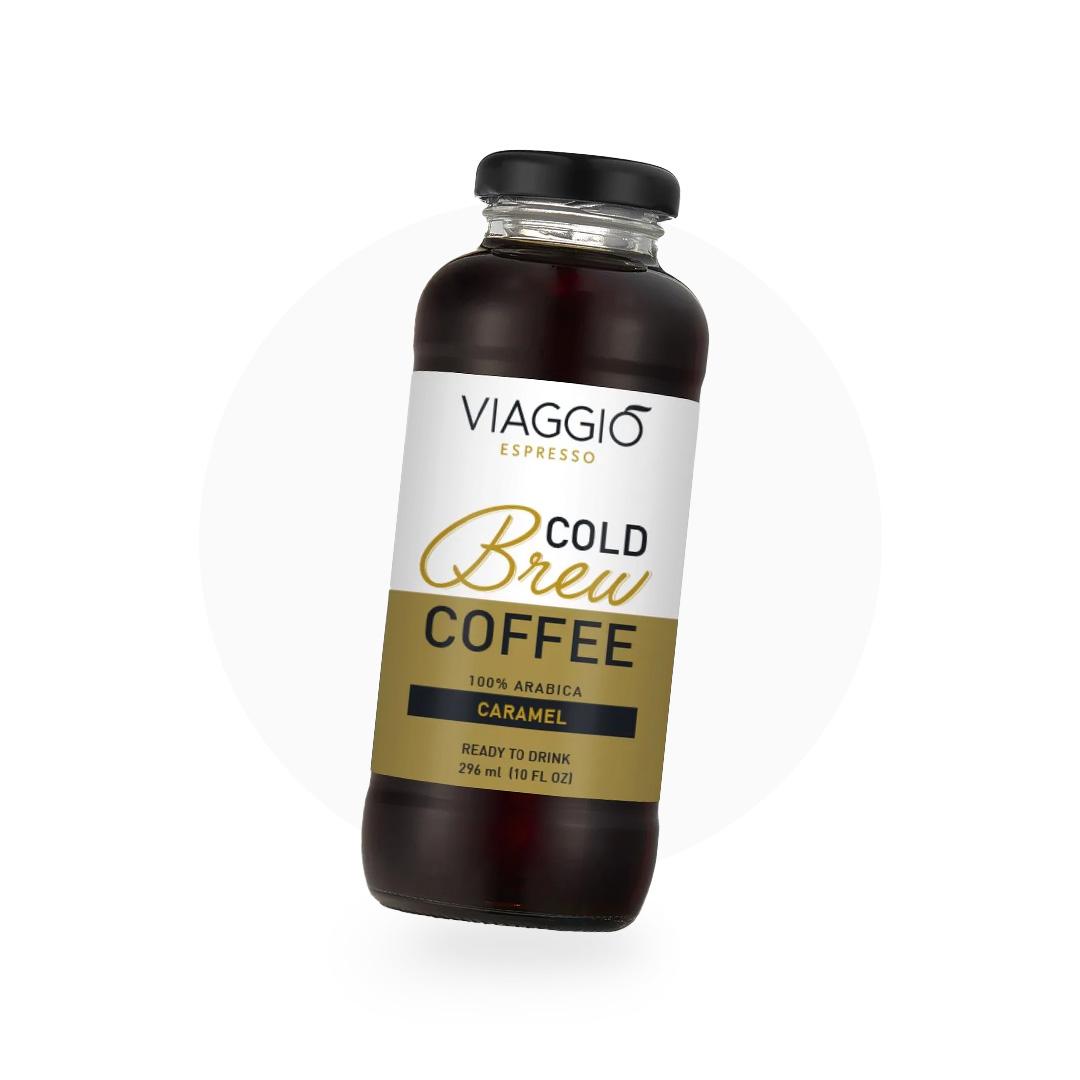 Kalter Kaffee Viaggio Espresso