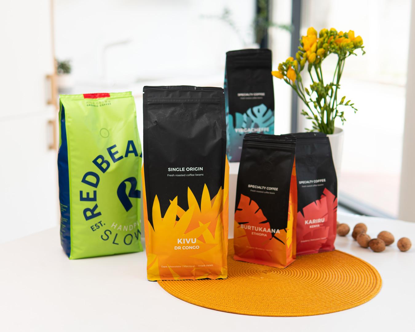 Lass uns nach Afrika für eine Tasse Kaffee reisen!