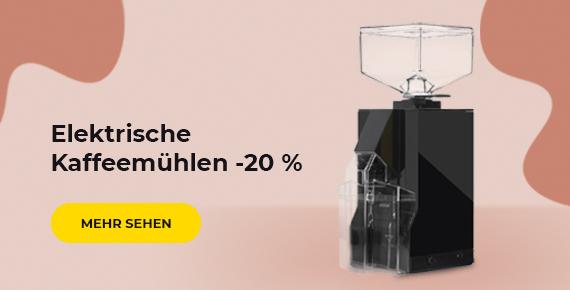 Elektrische Kaffeemühlen -20 %