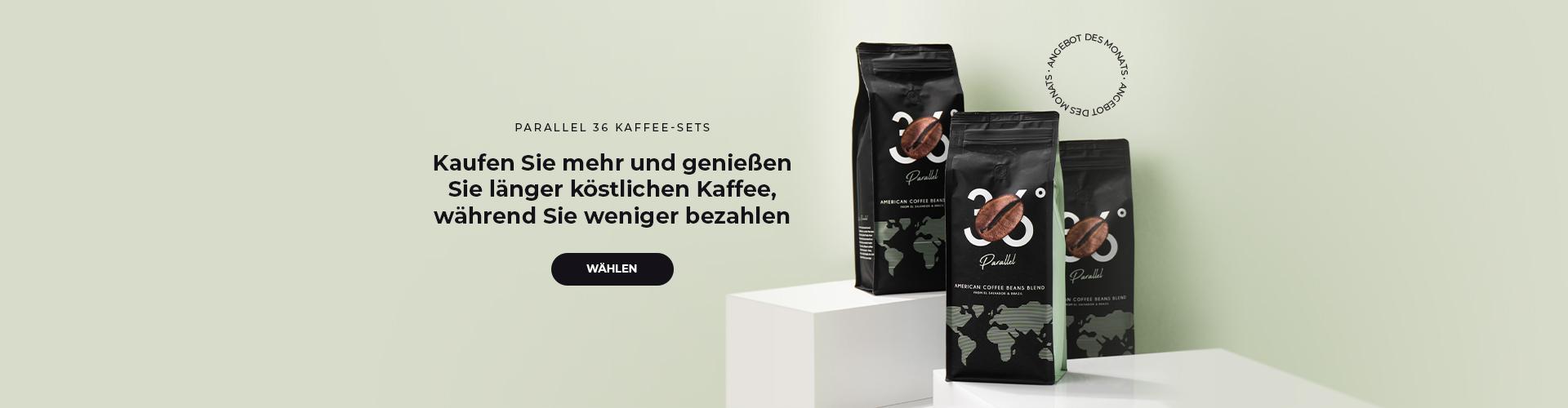 Parallel 36 Kaffee-Sets